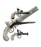 Pistolets à silex