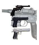 Pistolets XXème Siècle